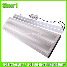 30w 3600lm t8 fluorescent fixture to retrofit led t8 lighting