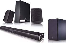 Loa Thanh LG SJ4R 420 W | Loa Thanh Sound bar LG SJ4R chính hãng