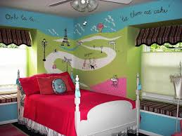 Paris Themed Girls Bedroom Paris Bedroom Daccor Style For Your Small Room