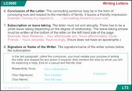 Conclusion Of A Formal Letter Uunis Fresh Resume Duty Letter After