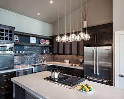 Plain Modern Kitchen Lighting Design Of Nice T To Innovation