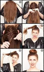 Hairstyle Yourself Do It Yourself Hair Ideas Theberry 6549 by stevesalt.us