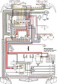 similiar 70 vw wiring diagram keywords type3 1600 66 jpg on 1968 vw beetle wiring diagram