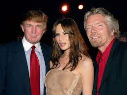 Trump wrote Richard Branson a scathing ...