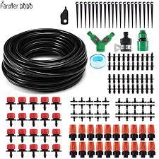 30m <b>Automatic</b> Micro Drip <b>Irrigation System</b> Garden <b>Irrigation</b> Spray ...