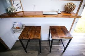 tiny home furniture. lamon luther brian preston wood reclaimed furniture tiny house home s