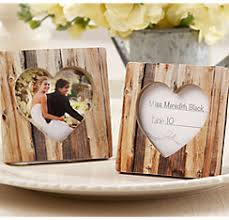 fall wedding place card holders. quick shop. rustic tree heart picture frame place card holder fall wedding holders y