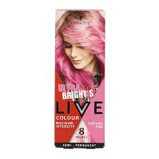 Schwarzkopf Live Colour Ultra Brights Shocking Pink The
