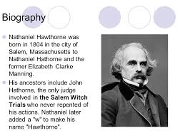 biographical essay on nathaniel hawthorne american editor and anthologist clifton fadiman analyzing nathaniel hawthornes short story biographical essay on nathaniel hawthorne the birthmark by