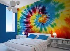tie dye room ideas - Google Search