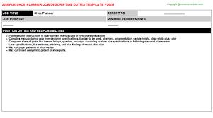 quality assurance analyst job description sample material planner job description material planner job description
