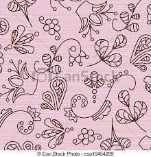 Beautiful Patterns Awesome Beautiful Patterns On A Pink Background