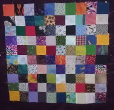 Scrappy quilt: The start | Rhonda Bracey: At Random & scrappy10 Adamdwight.com