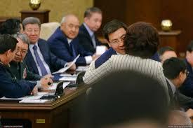 Лига выдающихся джентльменов Назарбаев рассказал о нашей главной  Говоря про назначения заместителей премьер министра он отметил заслуги Аскара Жумагалиева и Ерболата Досаева По его мнению Досаев в свое время поступил