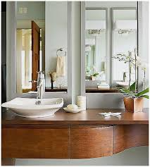 unusual bathroom lighting. Cherry Wood Vanity Beautiful Awesome Unusual Bathroom Cabinets Lighting Idea