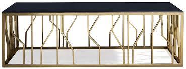 casa padrino luxury coffee table gold