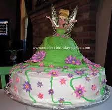 Coolest Tinkerbell Birthday Cake Idea