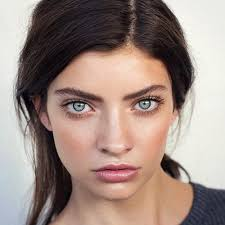 eye makeup for dark brown hair and green eyes find the right make up