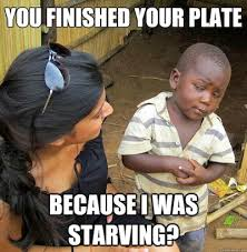 Skeptical 3rd World Kid | Third World Success | Know Your Meme via Relatably.com