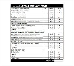 Delivery Manifest Template 22 Delivery Order Templates Pdf Doc Excel Free Premium