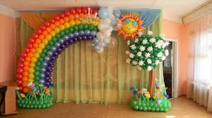 Decorating With Balloons New Year Balloon Decorations Youtube