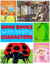 good books with bratty characters and why you should check them out