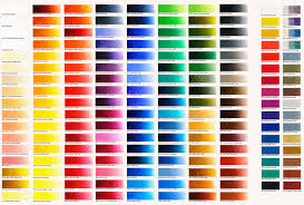 Master S Touch Acrylic Paint Color Chart New Masters Classic Acrylics Colour Chart Old Holland