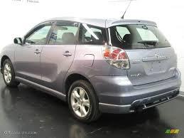 2005 Cosmic Blue Metallic Toyota Matrix XR AWD #18449235 Photo #3 ...