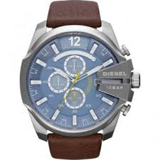 extra large watches buy big watches british watch company diesel men s master chief blue dial chronograph watch