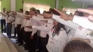 El secretario general del FSTSE en el estado Aurelio Chávez Herrera tomo  protesta al comité regional de Apatzingán - Noventa Grados - Noticias de  México y el Mundo