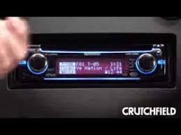 kenwood excelon kdc x592 car receiver crutchfield video kenwood excelon kdc x592 car receiver crutchfield video