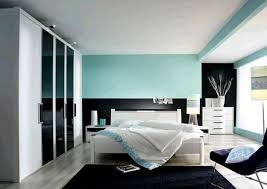 Best Color For Small Bedroom Apartment Interior Design With Black Combination Gorgeous Home