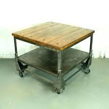 trolley cart coffee table trolley coffee table large vintage industrial trolley coffee table antique trolley cart