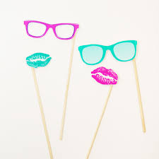 celebrate your big day with customizable photobooth props
