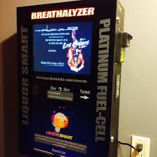 Breathalyzer Vending Machine Business Inspiration Breathalyzer Vending Machine Advertising Route In Pembroke Pines