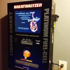 Breathalyzer Vending Machine Amazing Breathalyzer Vending Machine Advertising Route In Pembroke Pines