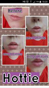 your out in the after pictures are you rhredditcom definitely diy lip plumper cinnamon powder not