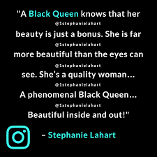 Beautiful Black Women Quotes Best of Stephanie Lahart Quotes Articles Poems And MORE 24