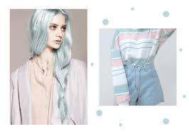 Blog Pastel Haarkleuren Zijn Helemaal Hot Dit Voorjaar Kapper