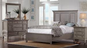Belmar Gray 5 Pc Queen Bedroom