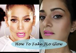 how to get the jennifer lopez makeup glow tutorial steps