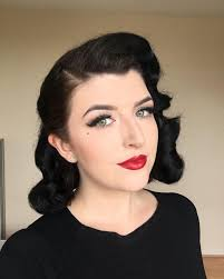 awesome pinup makeup design