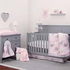 piece crib bedding sets for baby girls