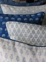 elizabeth eakins indigo fabric textiles
