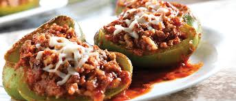 Image result for stuffed peppers