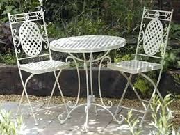bistro set outdoor fresh french garden table and chairs metal sets uk b