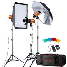 w oxen elf studio flash softbox photography lighting studio equipment studio lighting kit
