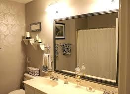 bathroom mirror frame tile. Framing A Bathroom Mirror Frame Image Of Frames Tile