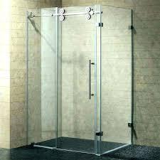 barn door glass sliding glass shower doors hardware shower door hardware glass shower barn door bathroom