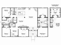 4 Bedroom Modular Home Plans Fresh The Casa Grande Vr A Manufactured Home  Floor Plan Or Modular